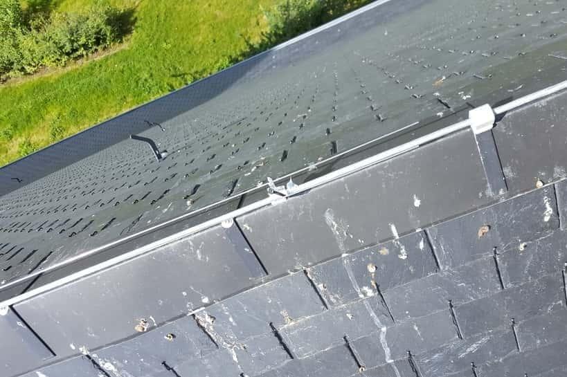 Electro-Répulsion Anti-Pigeons